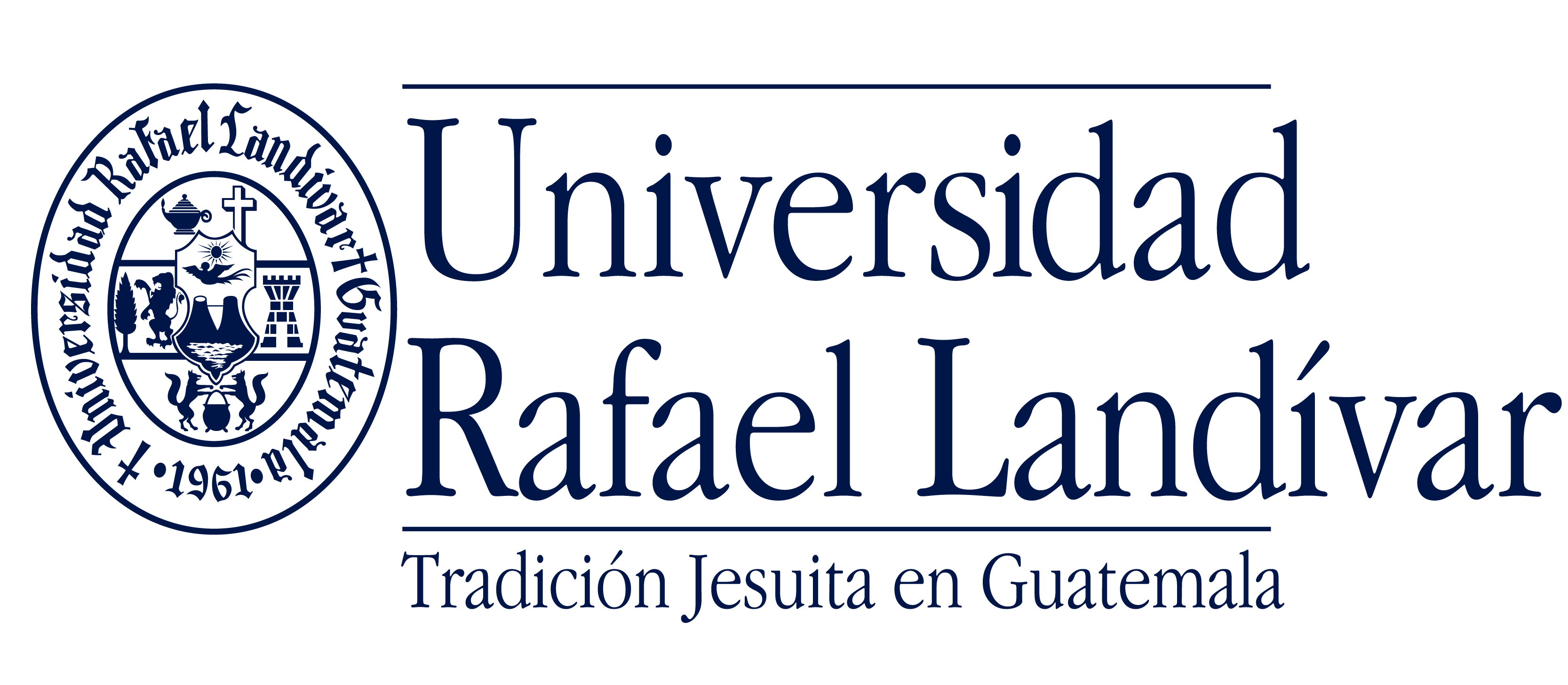 Rafael Lnadívar Logo
